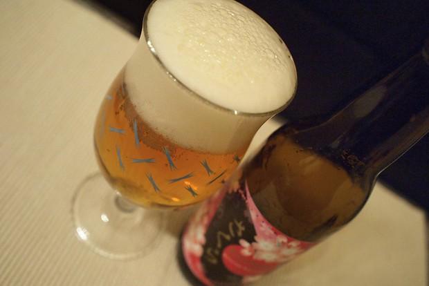 comida curiosidades japon negocios sociedad tradiciones  Solo en Japón: Cerveza de Mochi de Sakura