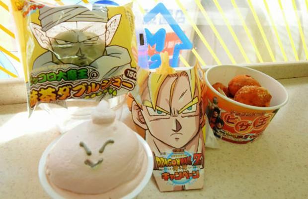 """Especial lo más leido en la historia de JaponPop.com: Lanzan en Japón un Menú de """"Dragon Ball Z: La Batalla de los Dioses"""""""