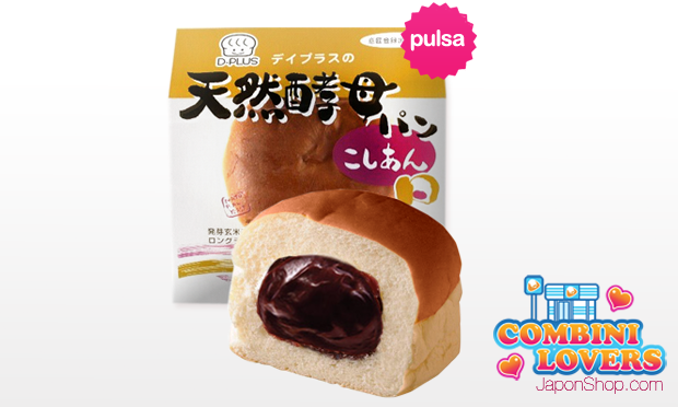 Combini Lovers comida curiosidades japon japonshop sociedad spots video  Combini Lovers Review; Anko Pan Big relleno crema de Azuki Dulce