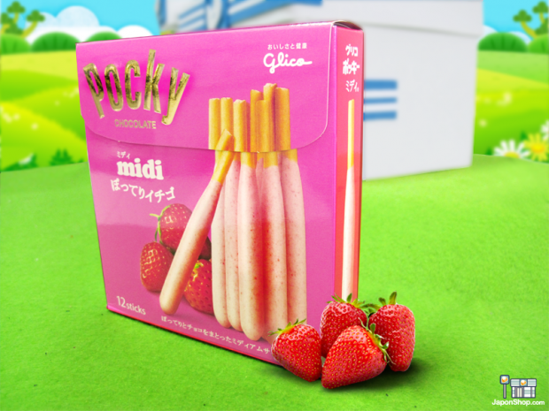 "Combini Lovers comida japon japonshop  Combini Lovers Review: ""Pocky Luxury Cream Midi"""
