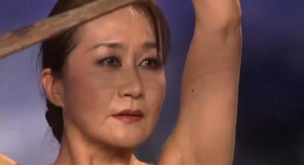 """actualidad curiosidades japon ocio sociedad tv video  La impresionante actuación de una japonesa en """"Tu sí que vales"""", lo más visto en las redes en Japón"""