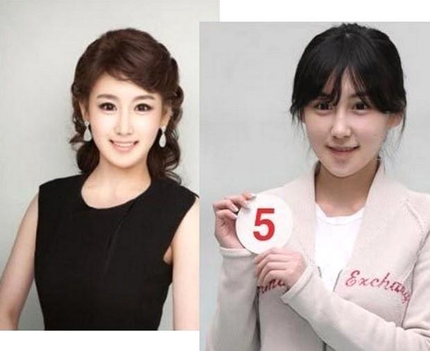 actualidad corea curiosidades ocio sociedad  El misterio de las Misses Coreanas clonadas