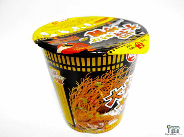 Combini Lovers comida japonshop  Combini Lovers Review: Yakisobas Wok Shock