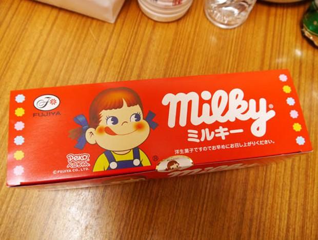 comida curiosidades japon kawaii sociedad  Bollos rellenos de crema bebible