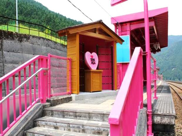 """La """"Estación del Amor"""""""