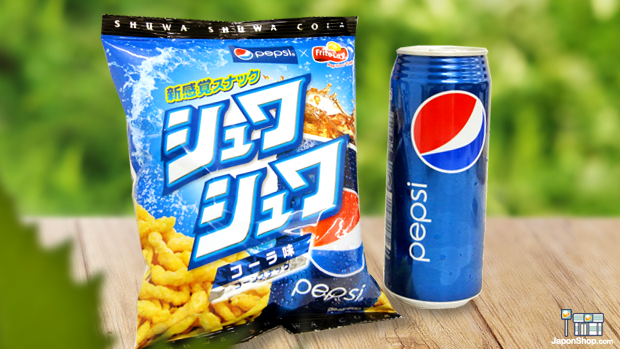 Combini Lovers Review: Cheetos Sabor Pepsi Efecto Burbujeante
