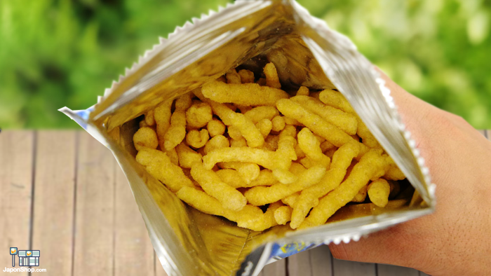 Combini Lovers comida japon japonshop  Combini Lovers Review: Cheetos Sabor Pepsi Efecto Burbujeante
