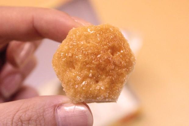 """Combini Lovers comida japon japonshop  Combini Lovers Review: Hojaldres """"Pie no Mi"""" con relleno de Tarta de Queso con Frambuesas"""