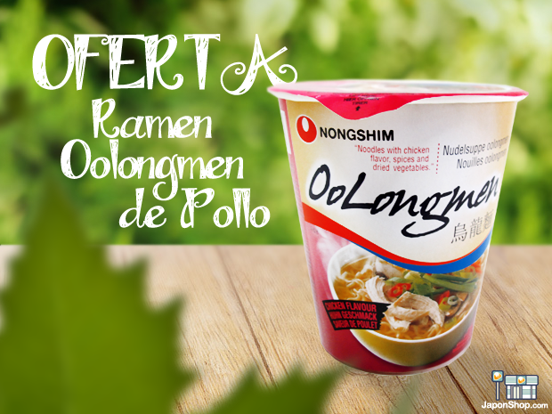 Combini Lovers Review: OFERTA! Ramen Coreanos Oolongmen de Pollo