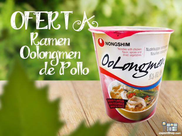 Combini Lovers Review: OFERTA! Ramen Coreanos Oolongmen de Pollo