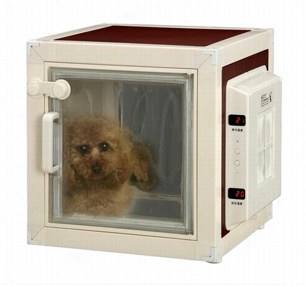 Invento japonés: Caseta para perros con aire acondicionado