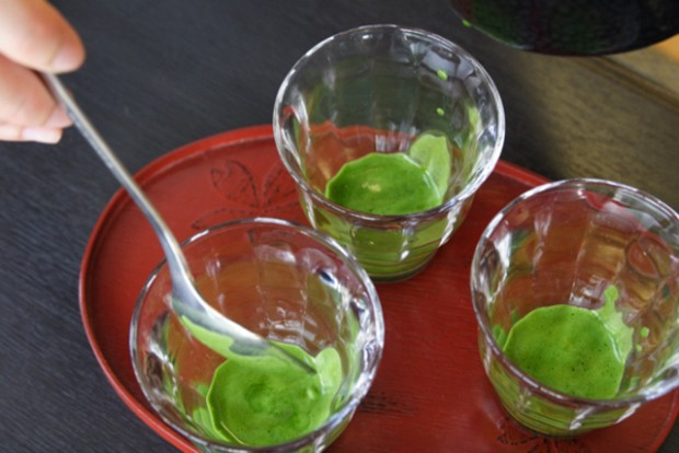 curiosidades japon sociedad tradiciones  Como preparar tu propia Cerveza con Matcha