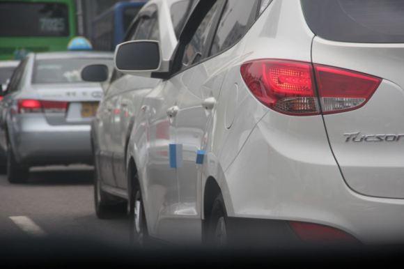 Lo último en Corea: Esponjas en las carrocerias de los coches