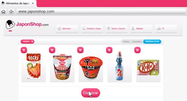 Combini Lovers japonshop kawaii ocio spots tv video  Estrenamos el primer anuncio de JaponShop.com en animación 3D! GO!