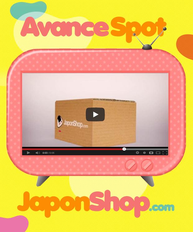 Os presentamos el avance del nuevo Spot de JaponShop.com