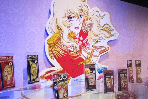 """actualidad anime curiosidades japon kawaii manga ocio sociedad  Bandai presenta en el 20 Aniversario de """"Sailor Moon"""" su colección de cosméticos"""
