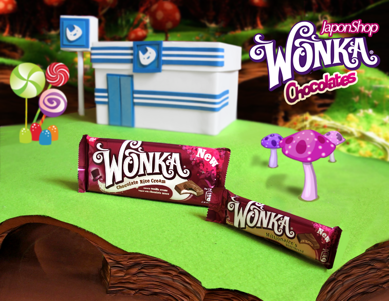 Combini Lovers Review: Chocolates Wonka