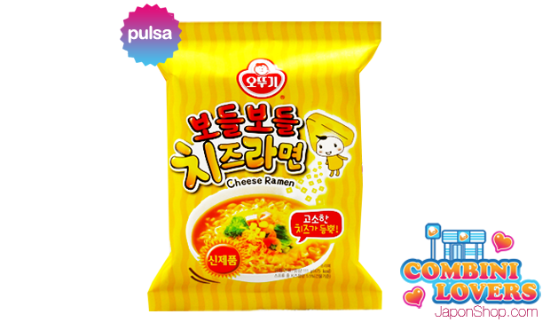 Combini Lovers corea japonshop  Combini Lovers Review: Ramen Coreano de Queso | Cheese Ramyun