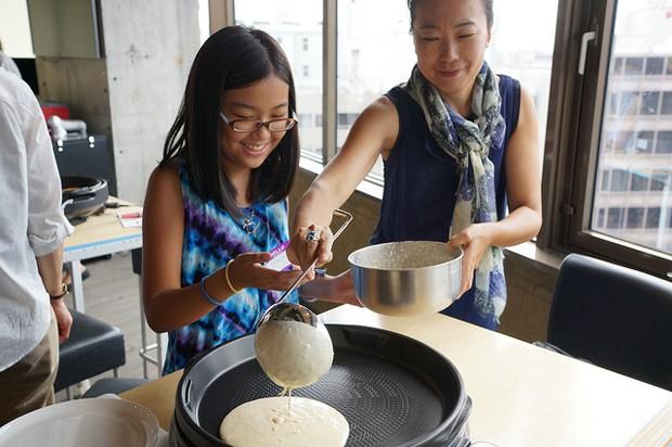 actualidad comida curiosidades japon kawaii negocios noticias sociedad tecnologia  Galletas de Hallowen elaboradas con una impresora 3D