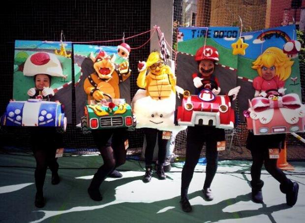 actualidad curiosidades japon ocio sociedad tokyo tradiciones  Kawasaki, el desfile más importante de Halloween 2013