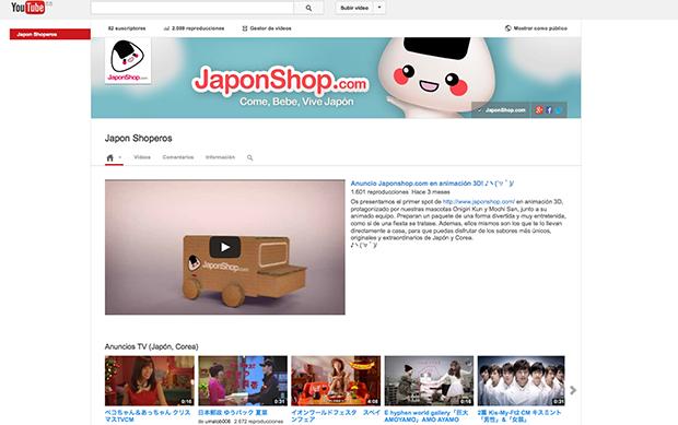 actualidad Combini Lovers japonshop video  Feliz 2014 y Gracias a Todos!!