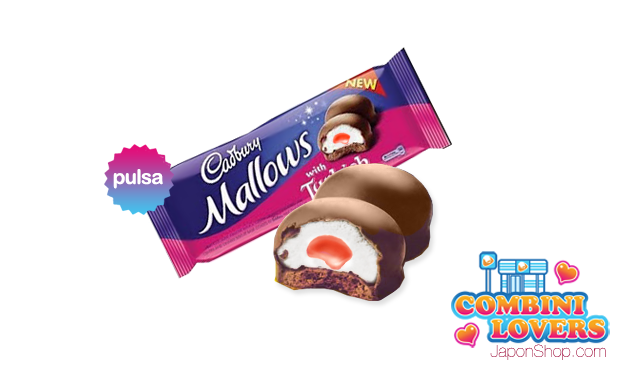 Combini Lovers comida japonshop  Combini Lovers Review: Choco Cakes Marshmallows Cream & Strawberry Jam