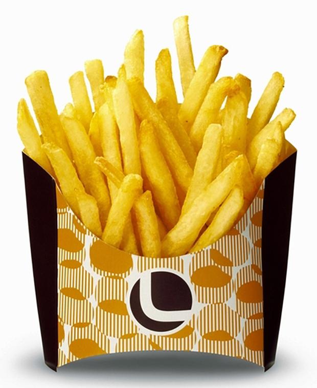 """actualidad comida curiosidades japon negocios ocio sociedad  Lo nuevo de la hamburguesería """"Lotteria"""": Patatas fritas con chocolate"""