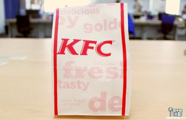 Combini Lovers comida curiosidades japonshop negocios sociedad  Combini Lovers Review: Patatas Chips Sabor a Pollo Frito de Kentucky Fried Chicken