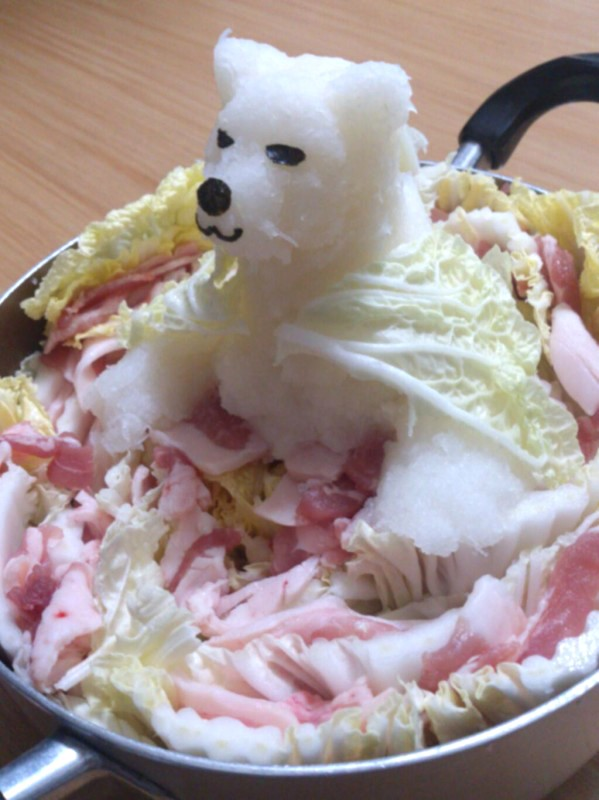 actualidad animales comida curiosidades japon kawaii ocio recetas sociedad  La Familia de Capibaras de rábano rallado más famosa de Japón