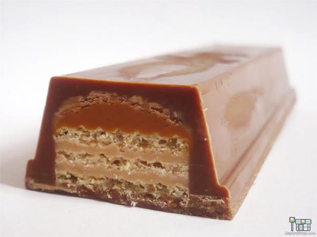 Combini Lovers Review: Gran Kit Kat de Chocolate y Crema de Cacahuete