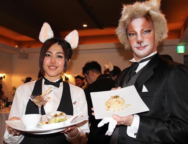 """""""Purina"""" abre en Japón el primer Restaurante de comida para gatos adaptada a humanos"""