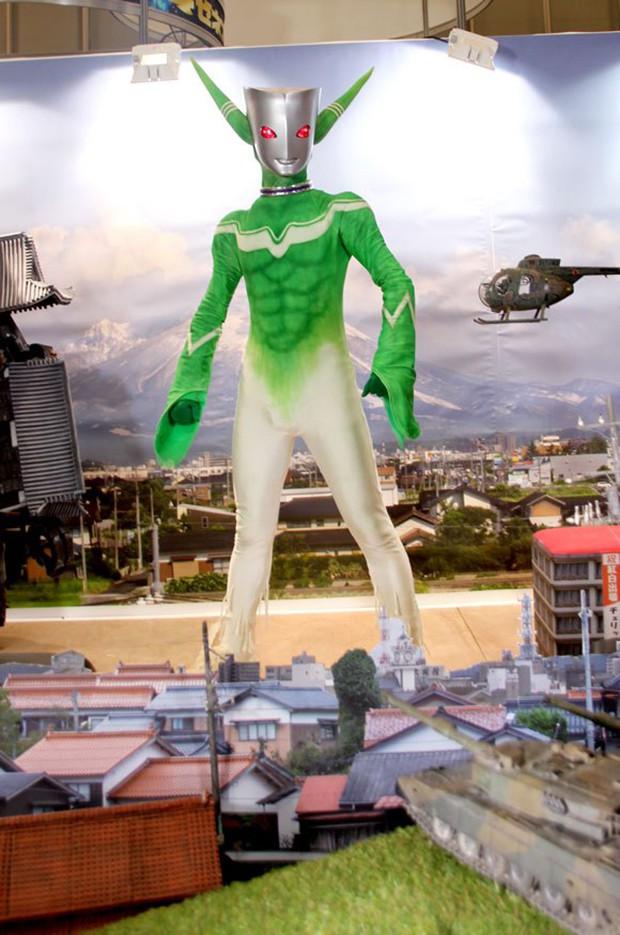 """""""Negiman"""", el Hombre-Puerro gigante!"""