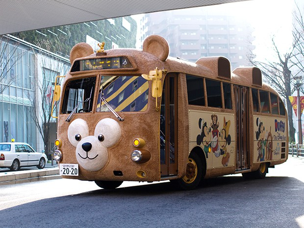 "El bus de peluche ""Duffy"""