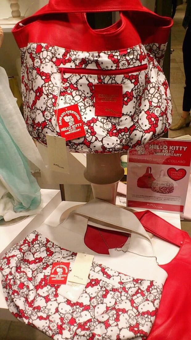"""actualidad curiosidades japon kawaii negocios ocio sociedad tokyo tv video  Shibuya celebra el 40º Aniversario de """"Hello Kitty"""""""