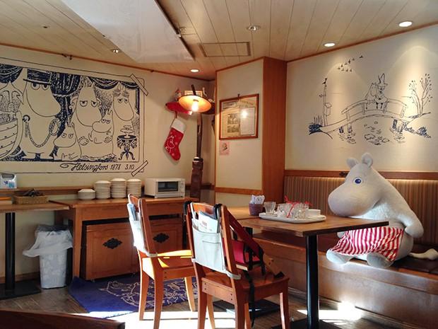 """actualidad comida curiosidades kawaii noticias ocio sociedad  No estes solo, toma un café acompañado por un Troll """"Moomin"""""""