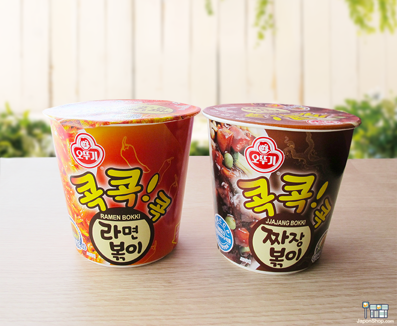 Combini Lovers Review: Ramen Coreanos PoP Cups