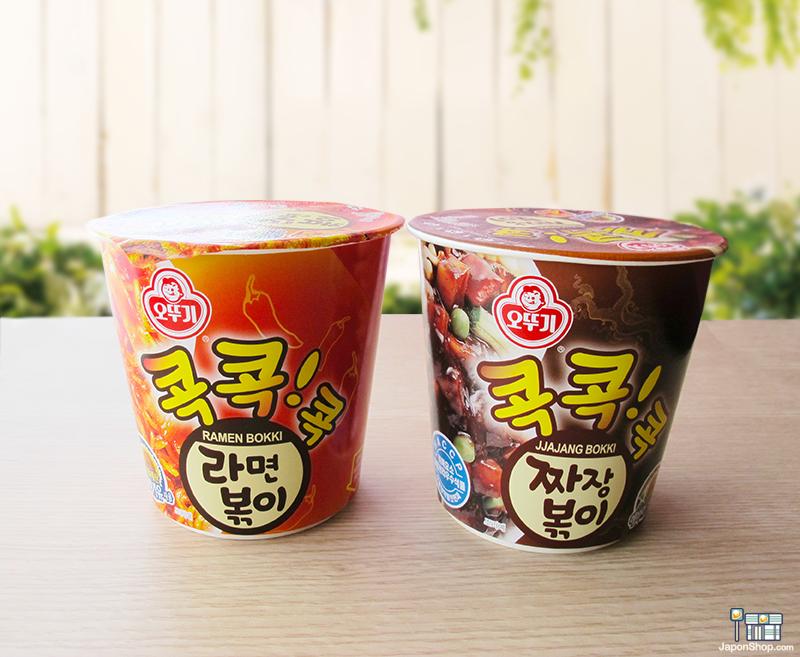 Combini Lovers Review: Ramen Coreanos PoP Cups