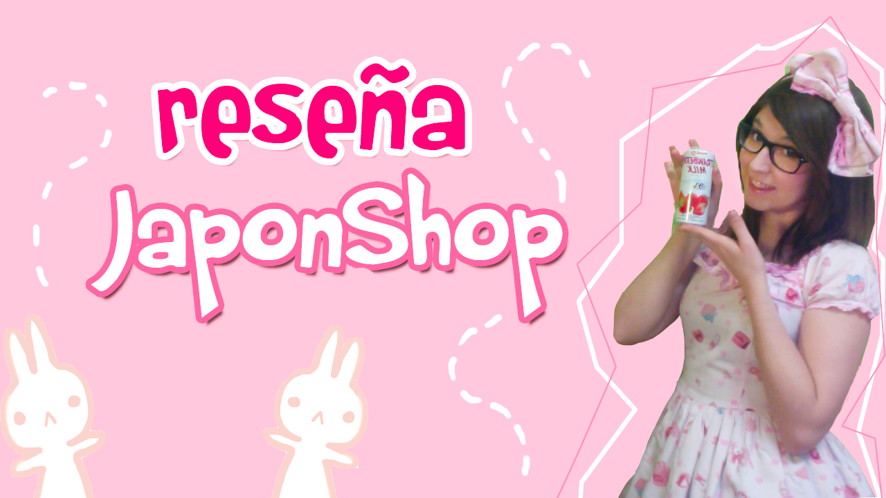 """Bella realiza una nueva y divertida """"Video Reseña"""" de su 4º pedido en JaponShop.com"""