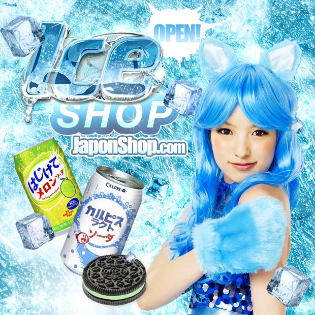 Nueva sección en JaponShop.com: Iced Summer Shop!