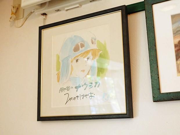 anime comida curiosidades japon kawaii negocios ocio sociedad tokyo turismo  La Cafetería secreta de Totoro