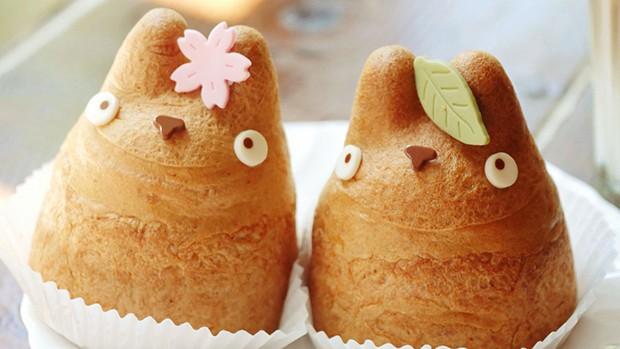 La Cafetería secreta de Totoro