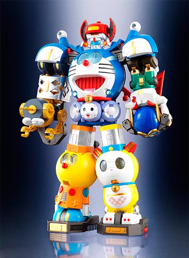 """El Robot """"Transformers"""" de Doraemon"""
