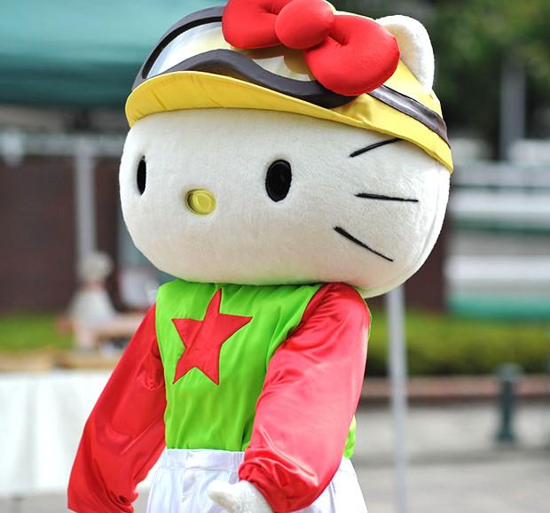 Shock Mundial! Sanrio desvela que Hello Kitty ni es un gato, ni es japonesa!