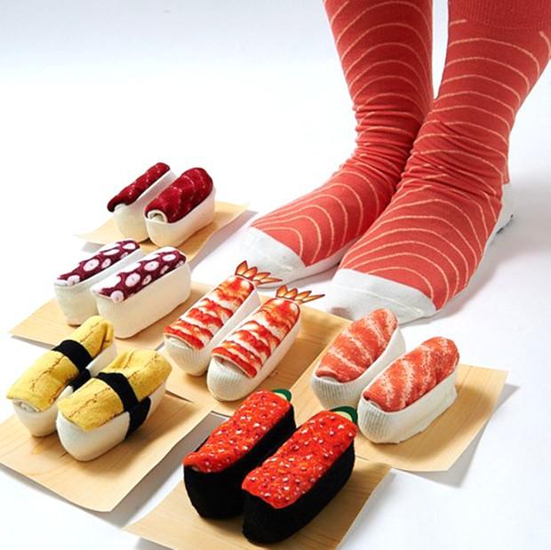 Los Sushi Calcetines