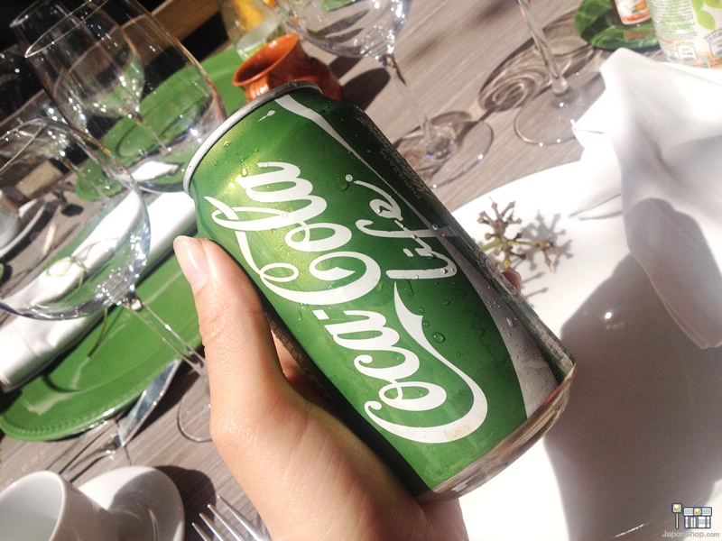 Combini Lovers Review: Coca Cola Life
