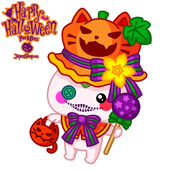 actualidad Combini Lovers japonshop  JaponShop Happy Halloween Event 2015