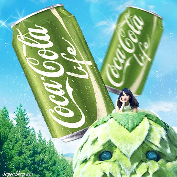 Combini Lovers japonshop  Combini Lovers Review: Coca Cola Life