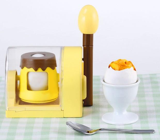Invento japonés: Transforma un huevo en Pudding! (Vídeos)