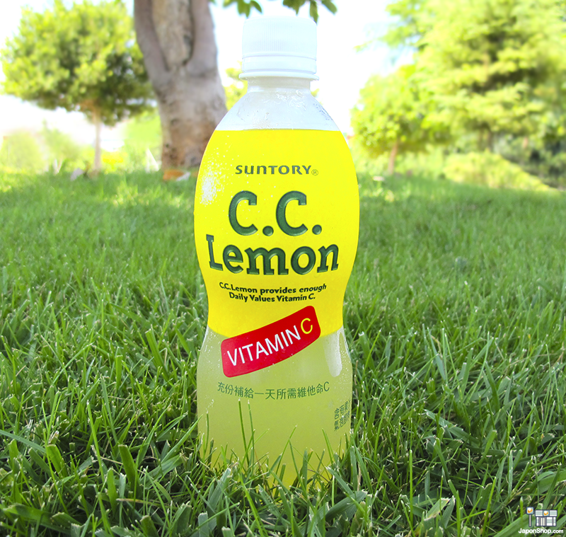 Combini Lovers Review: Refresco C.C Lemon