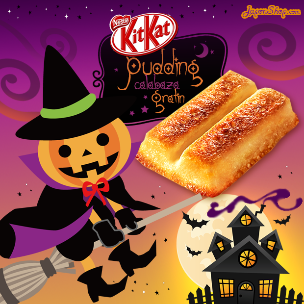 actualidad Combini Lovers comida japonshop  JaponShop.com presenta Kit Kats, Oreos, Pockys y muchos más en Ediciones Limitadas para Halloween!!